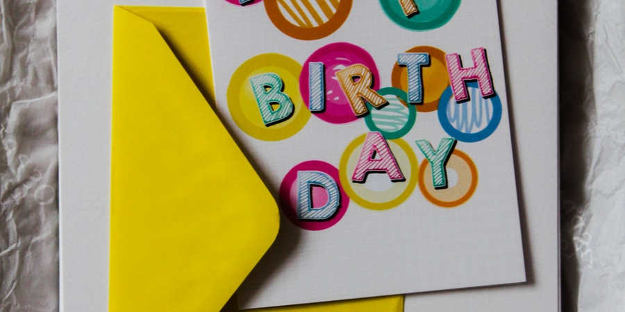 The Debilitating Anxiety Of Signing A GreetingCard