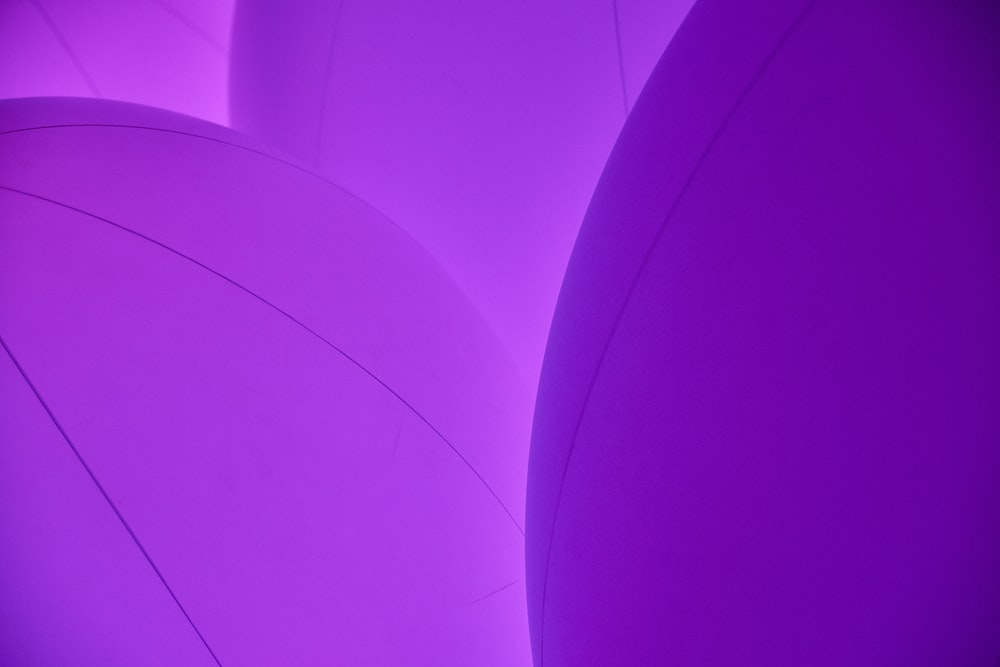 purple ball wallpaper