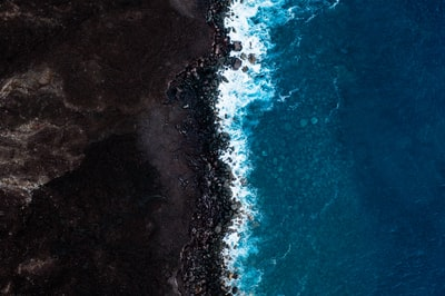 ocean waves photography earth zoom background