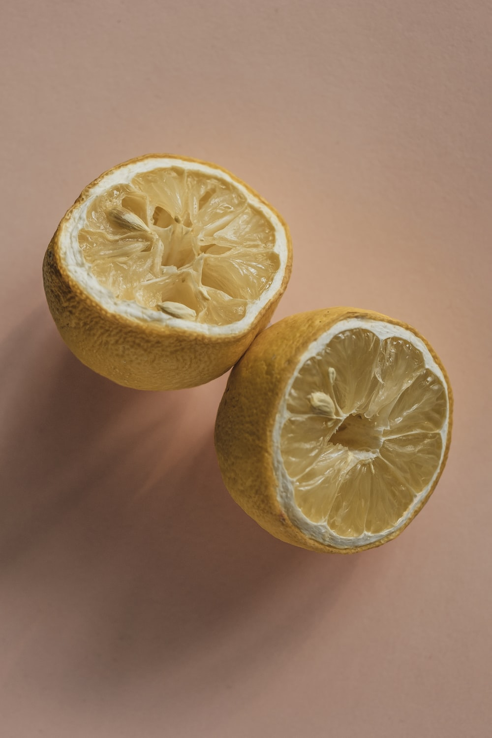 one sliced lemon