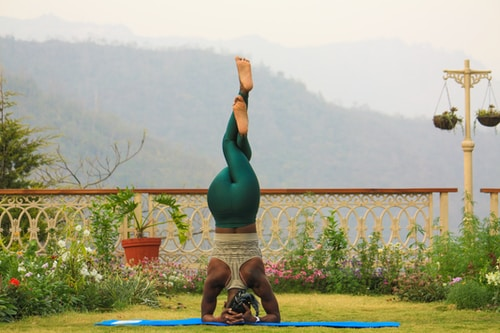 Yoga class- Monday 10am