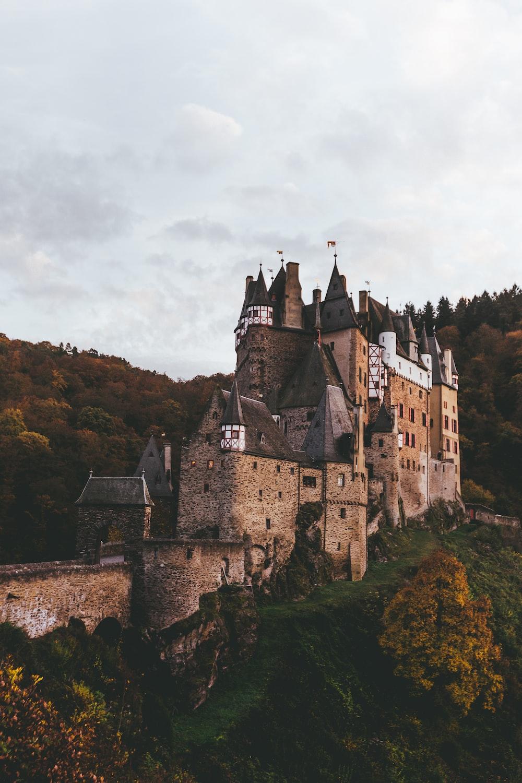 brown castle
