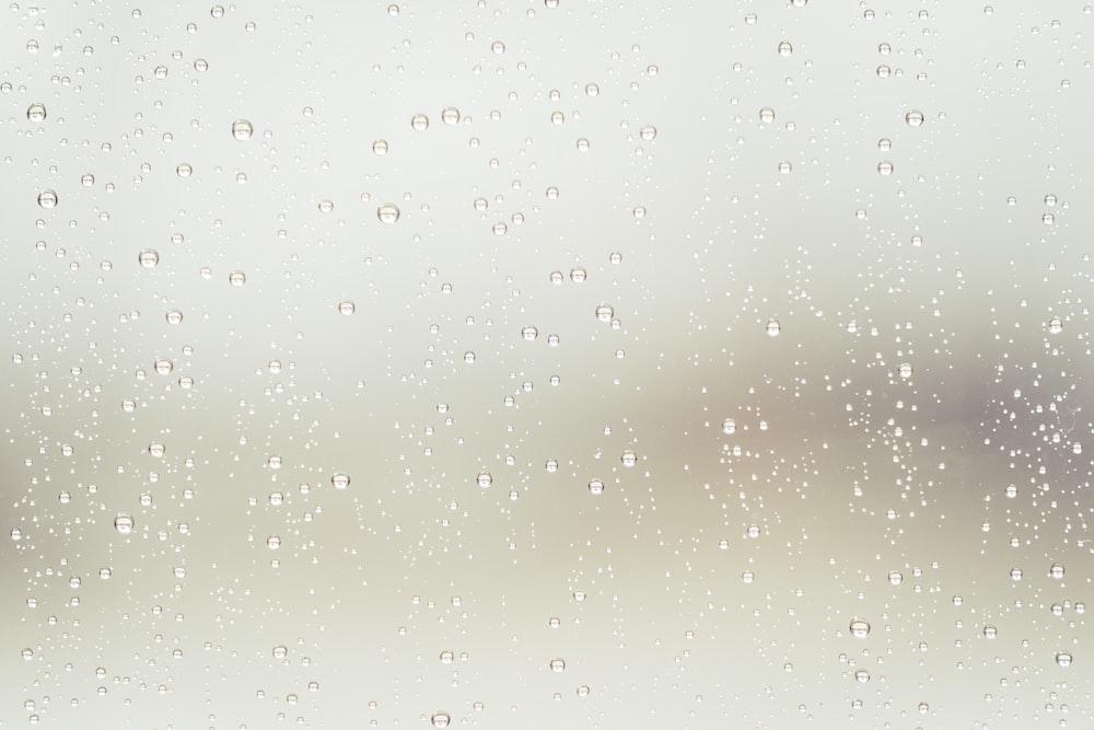 water dews