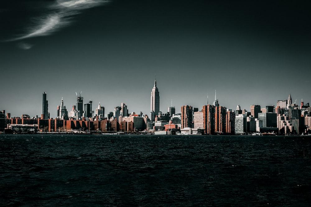panoramic photo of city during daytime