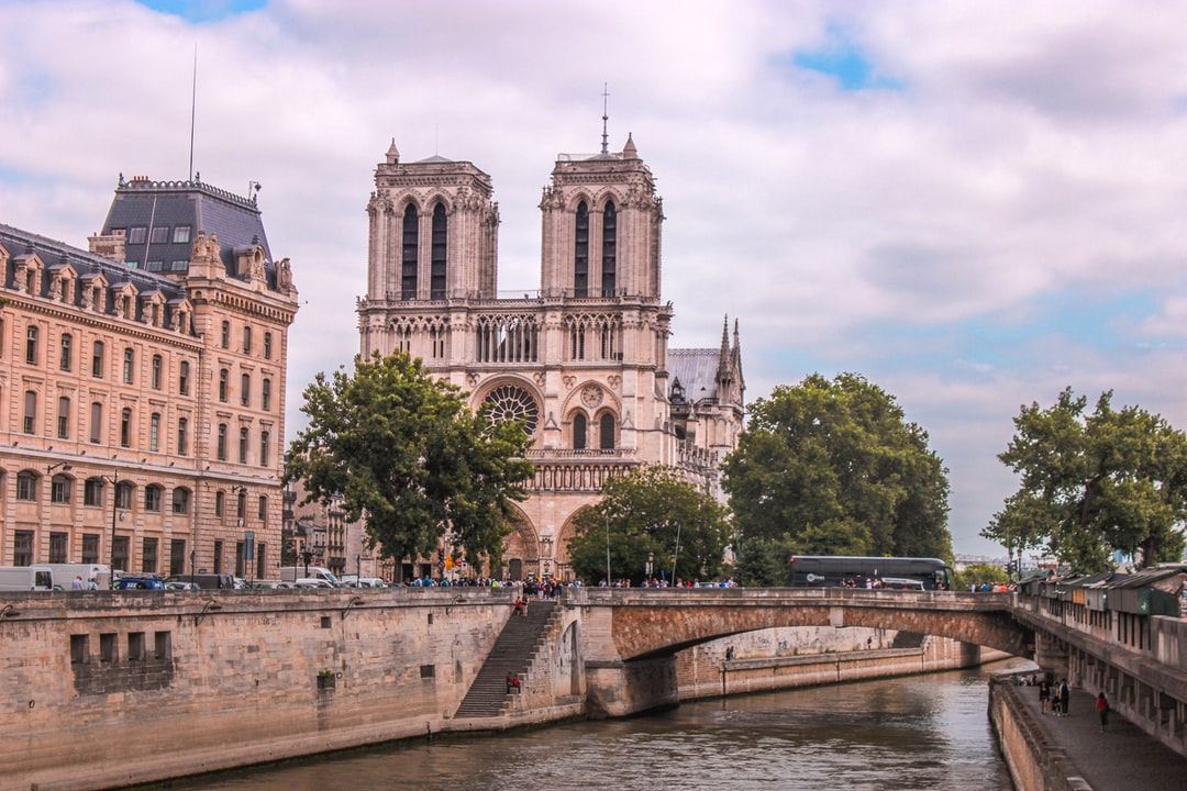 Notre Dame and The Fall of France