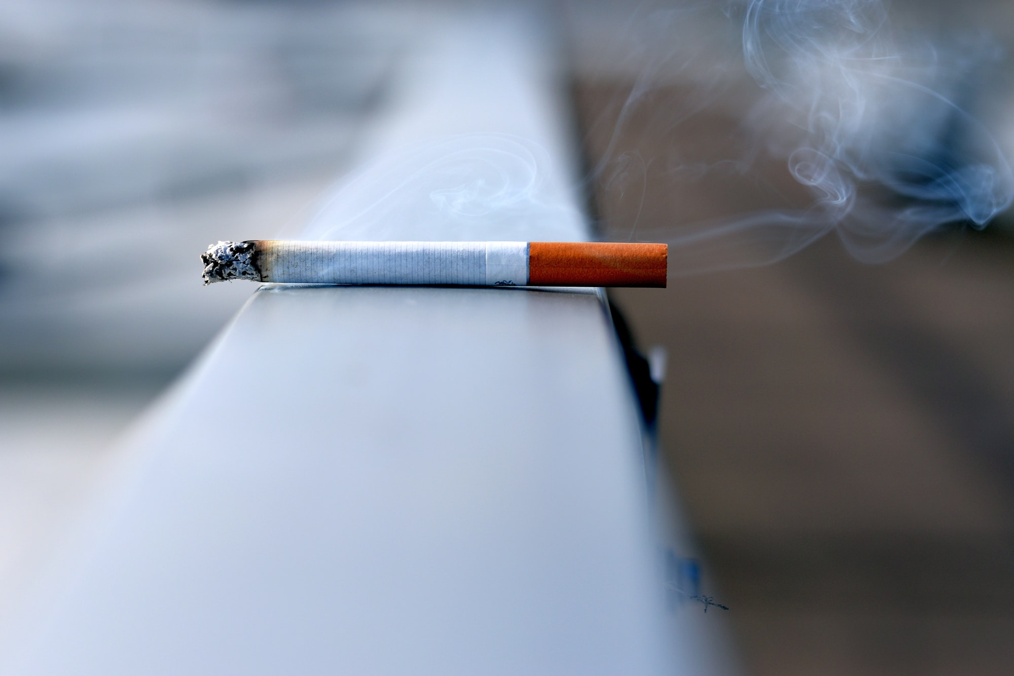 Smoking is one of the leading causes of hypertension.