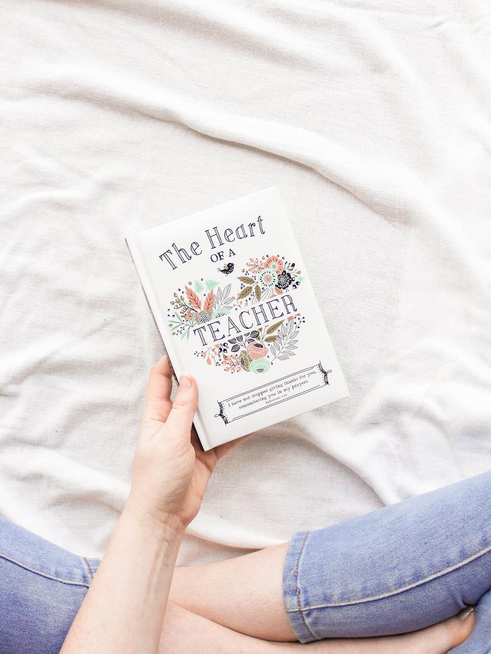 The Heart of a Teacher book