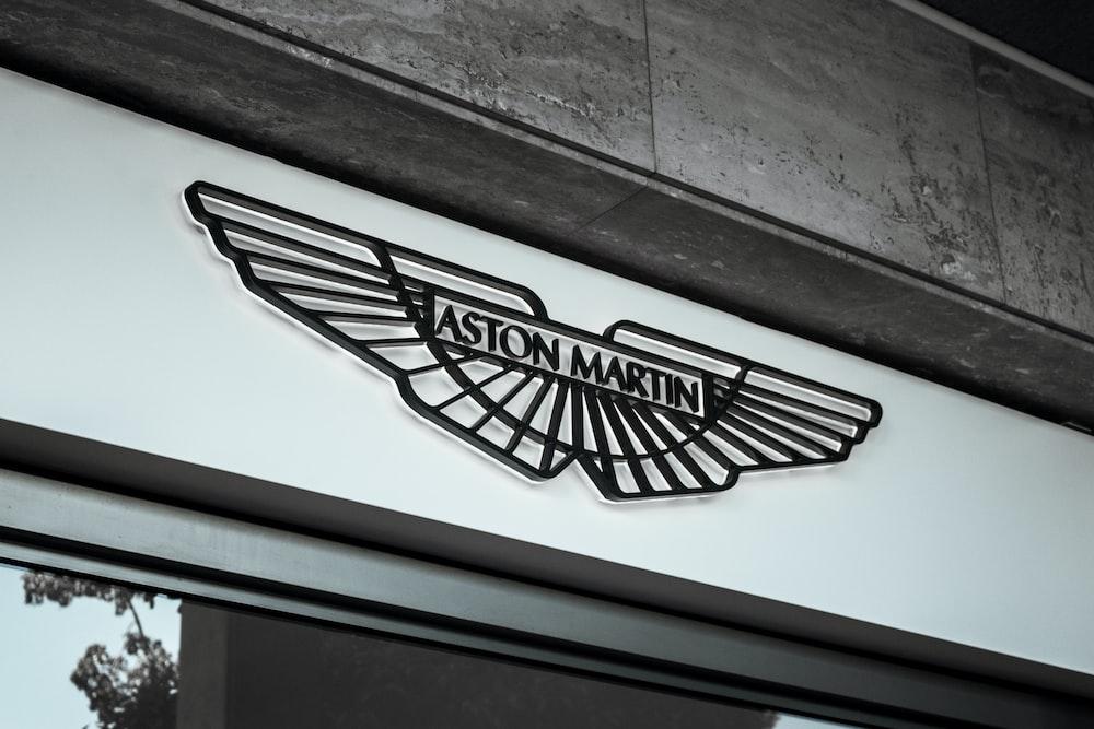 Aston Martin facade