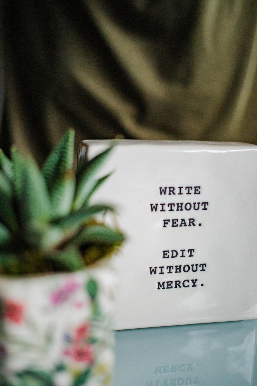 Poem editor