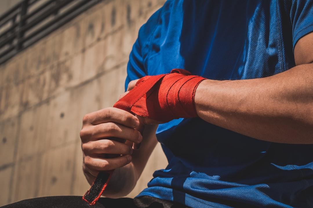 Boxing wrap