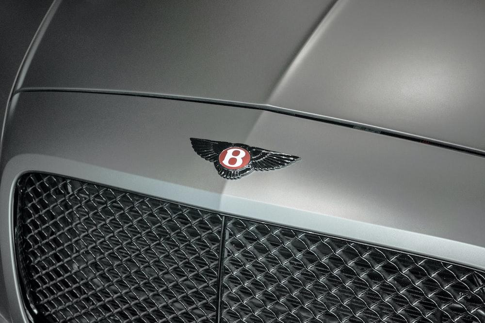 gray Bentley car