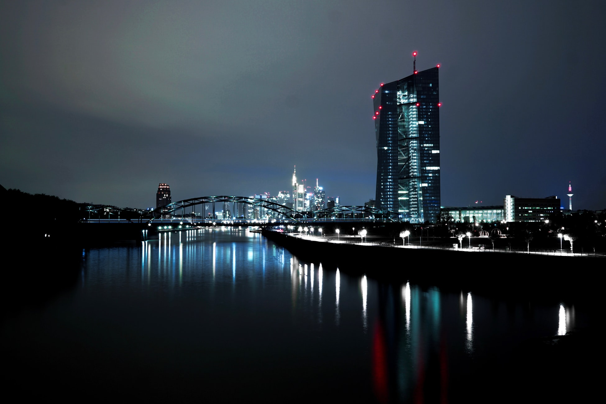 European Central Bank Photo by Finn Protzmann on Unsplash