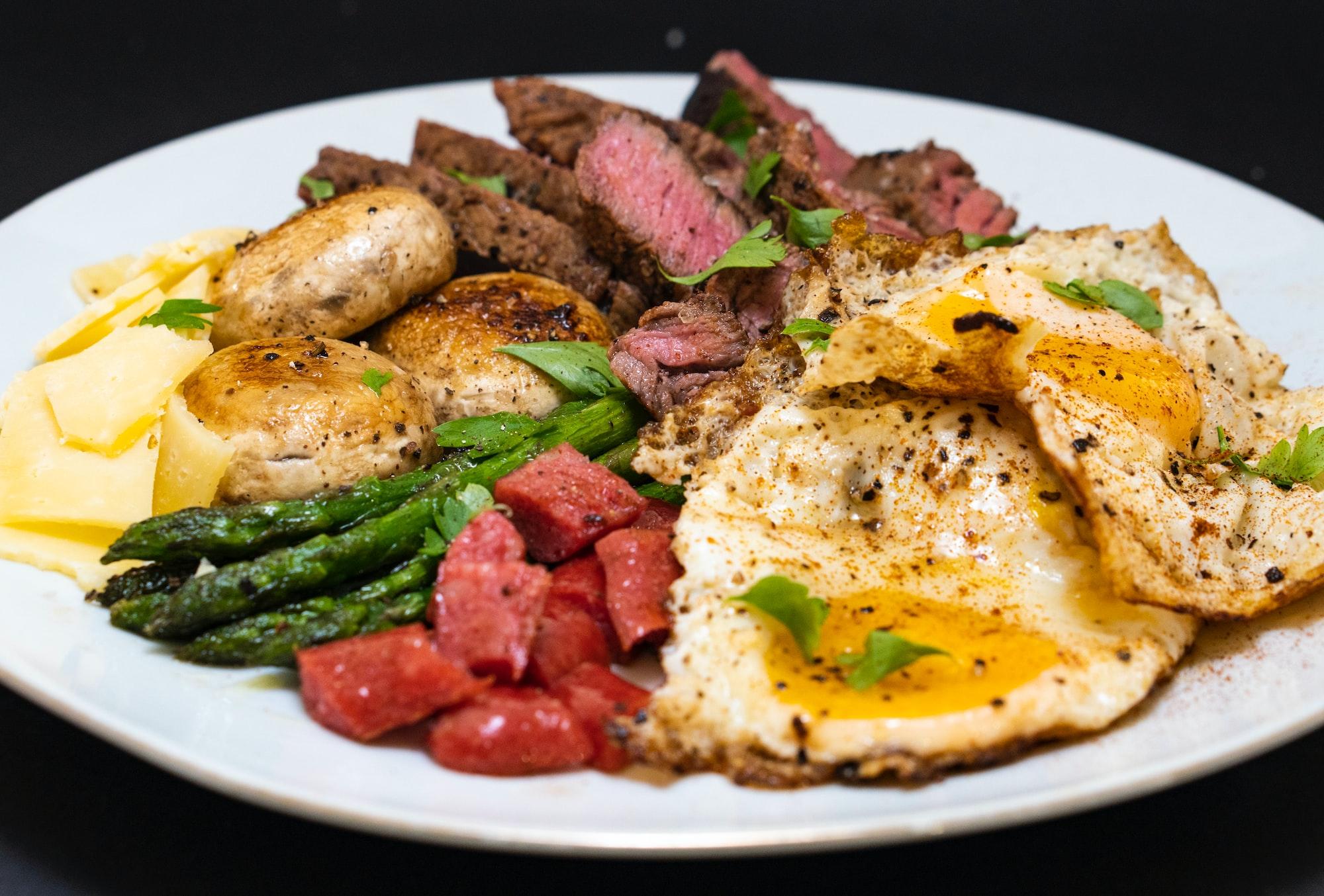 ต้องกินยังไงถึงจะได้โปรตีน 50 กรัม