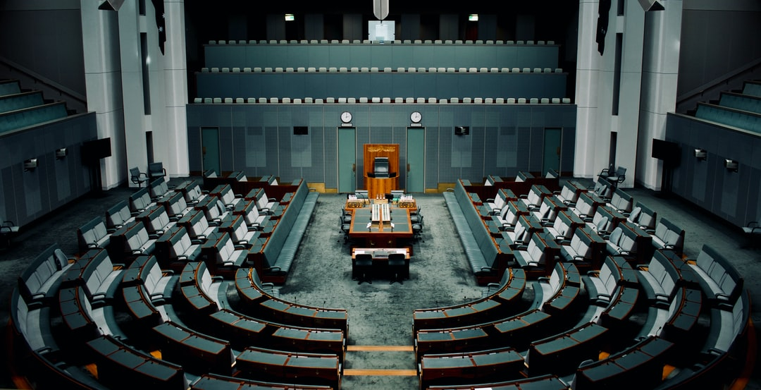 """The Australian House of Representatives at the Australian Parliament"""