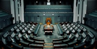 """The Australian House of Representatives at the Australian Parliament"""