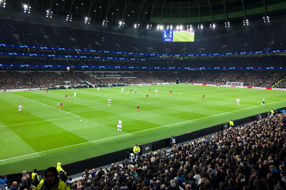 Tottenham Hotspur Stadium Pictures Download Free Images On Unsplash