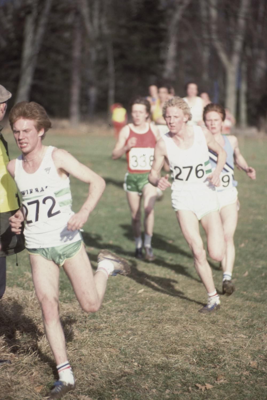 men doing marathon