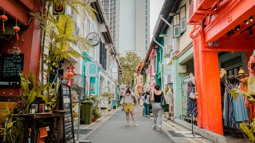 Couple's Things to Do in Singapore for an Awesome Honeymoon Adventure