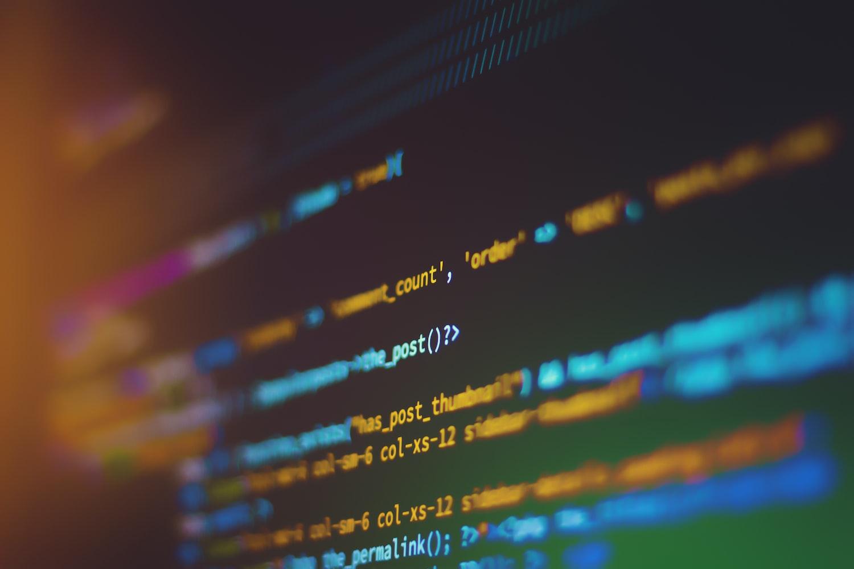 Code to illustrate WordPress