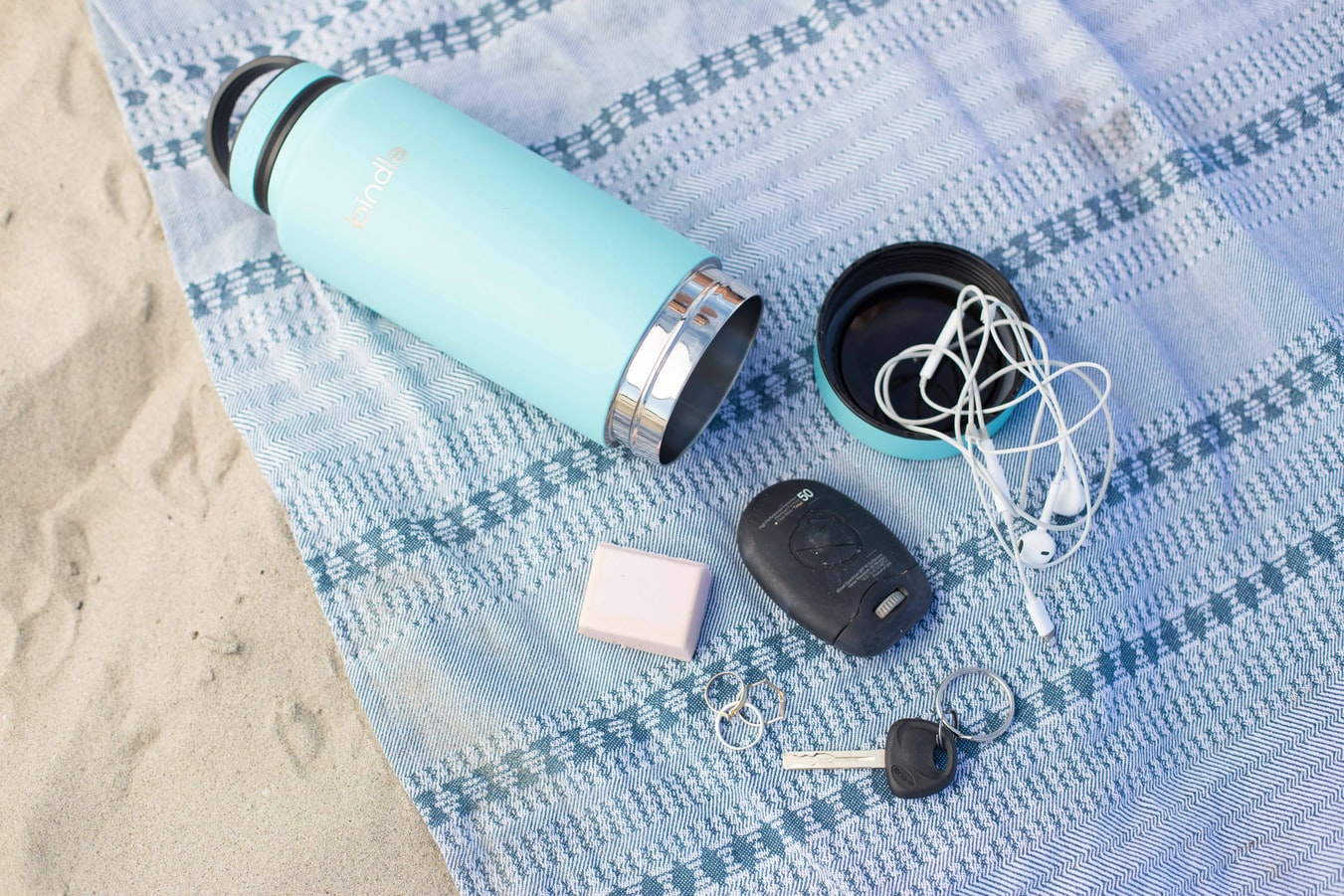 what to not forget at the beach