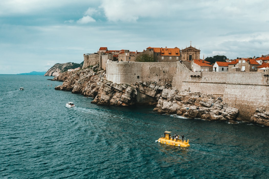 Dubrovnik, Croatia honeymoon