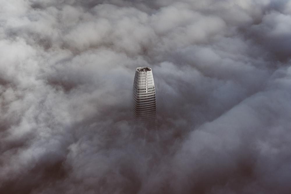 white tower