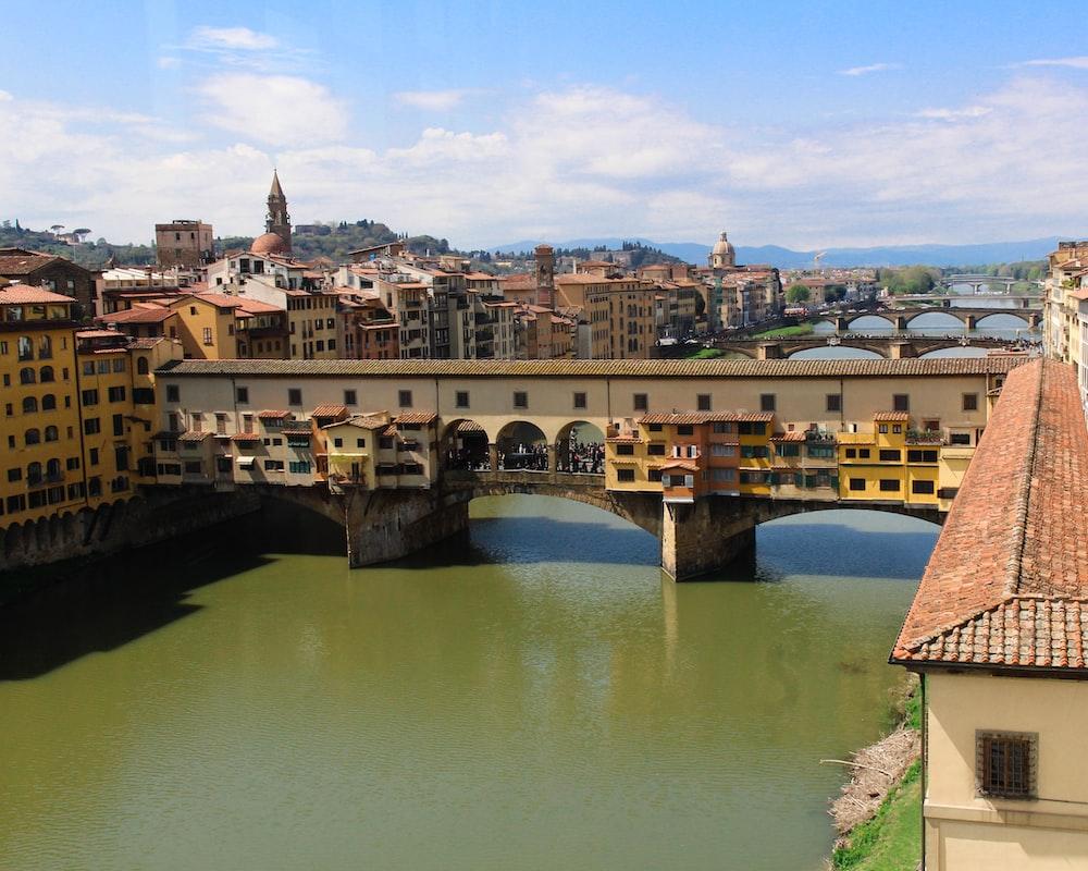 Ponte Vechio, Italy