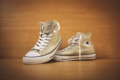 brown converse high top shoes shoe zoom background
