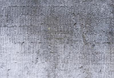 grey concrete pavement