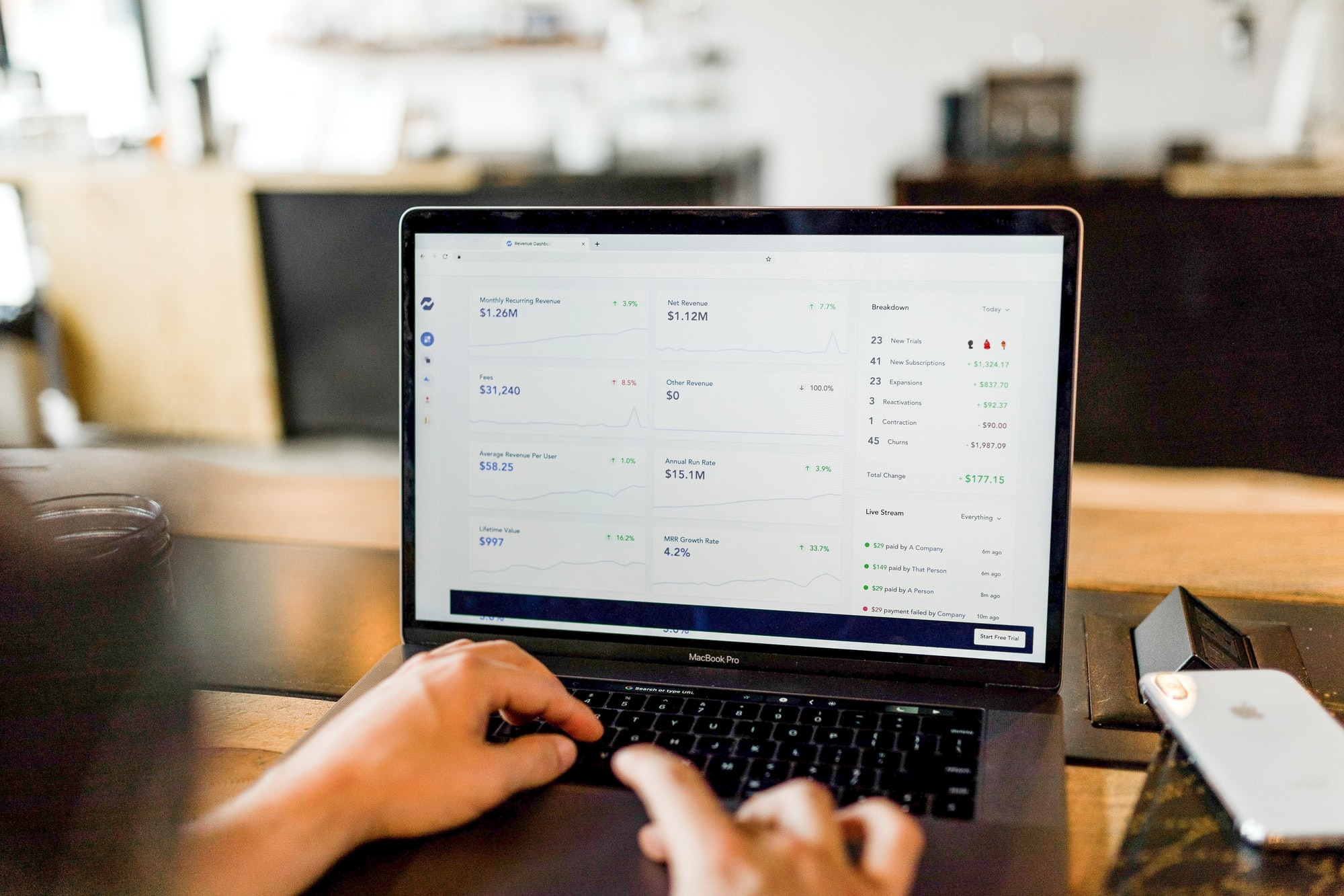 When should I start earning money with my product/service?
