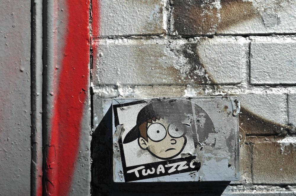 Twazz sticker