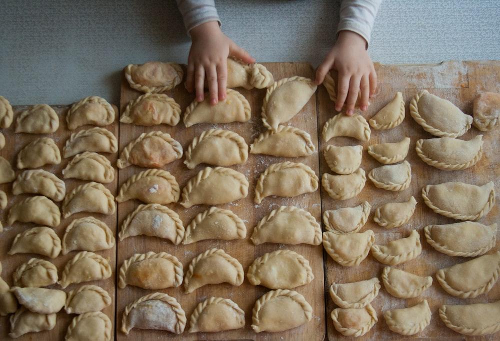 empanada pastries
