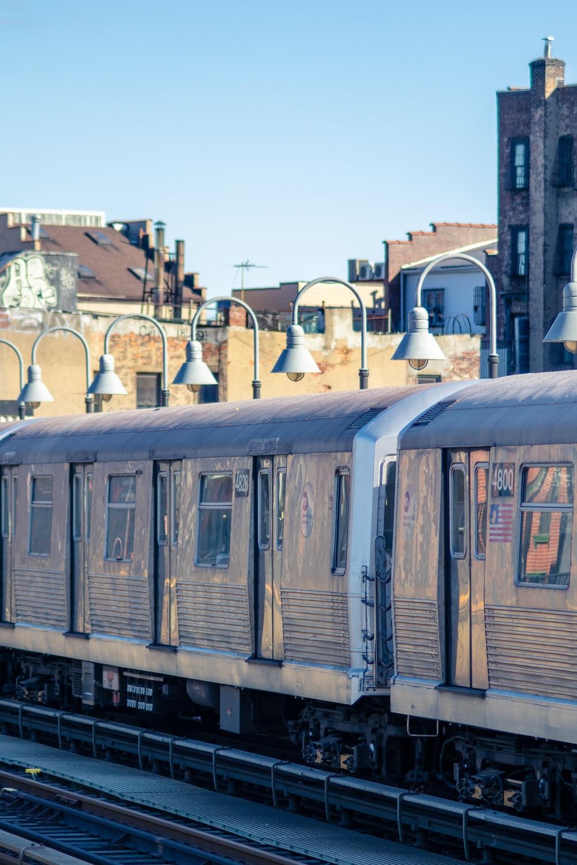 gray train