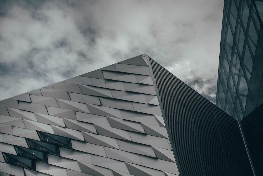 grey high rise building
