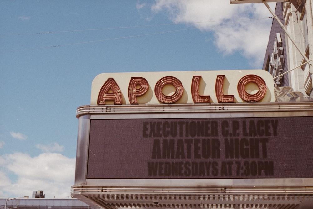 Apollo storefront