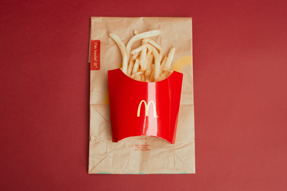 McDonald's fries photo