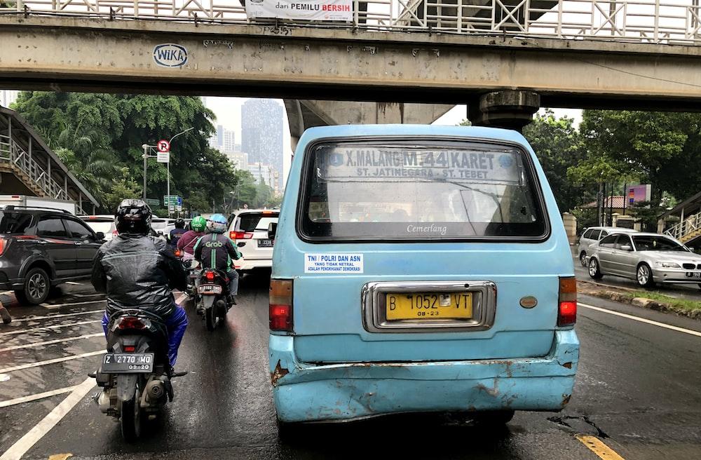 vehicles on rad