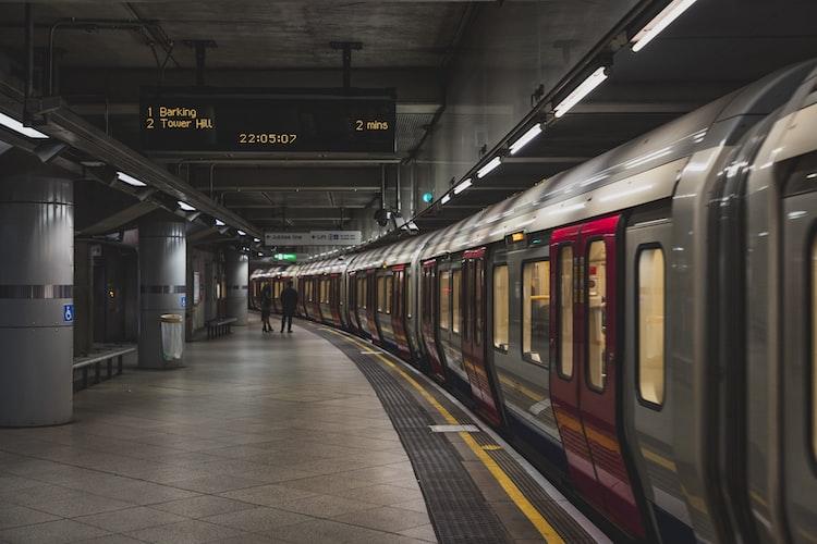 Un train. | Photo : Unsplash
