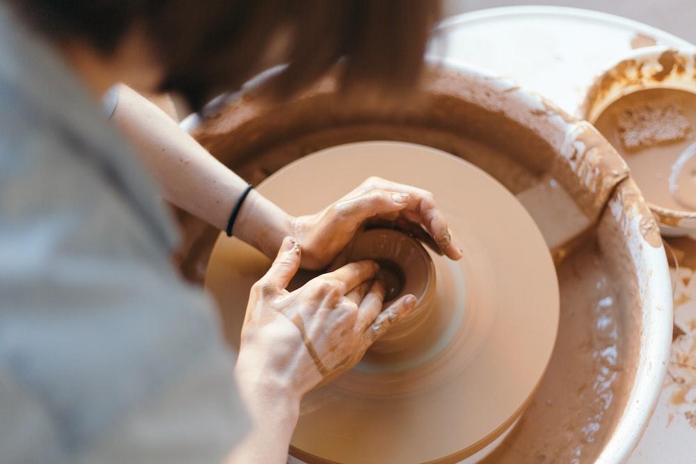 鍋を作る人
