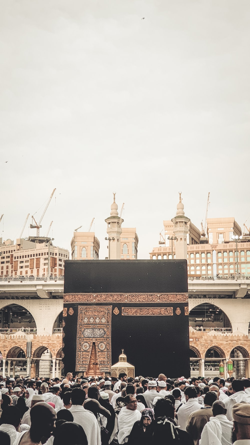 black and gold mecca