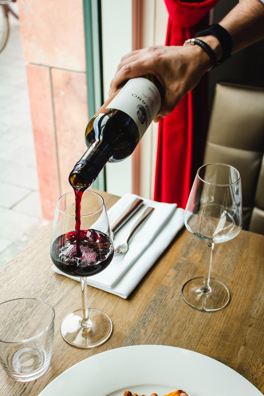 Regler för att para ihop vin med mat