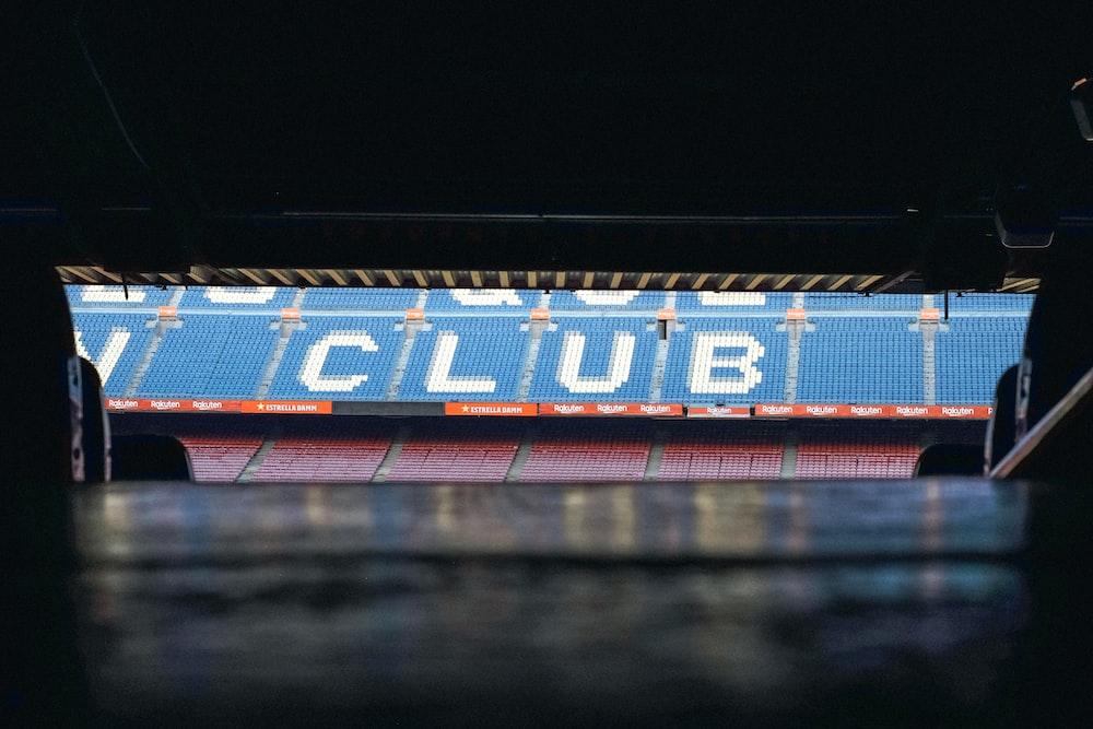 Club signage