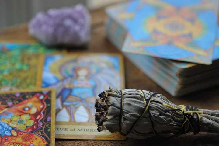 The Ritual of Reading Cards