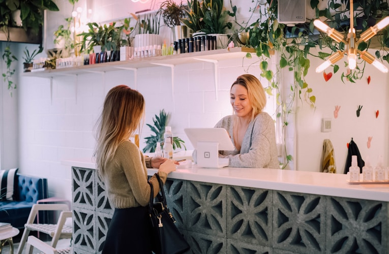 Wanted Female Receptionist