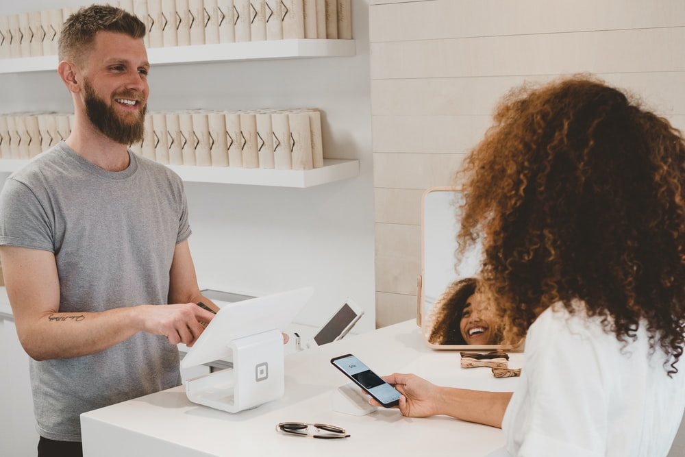 The best way to retain existing customers and attract new ones is to connect with them in more ways than one, aka conversing with them.