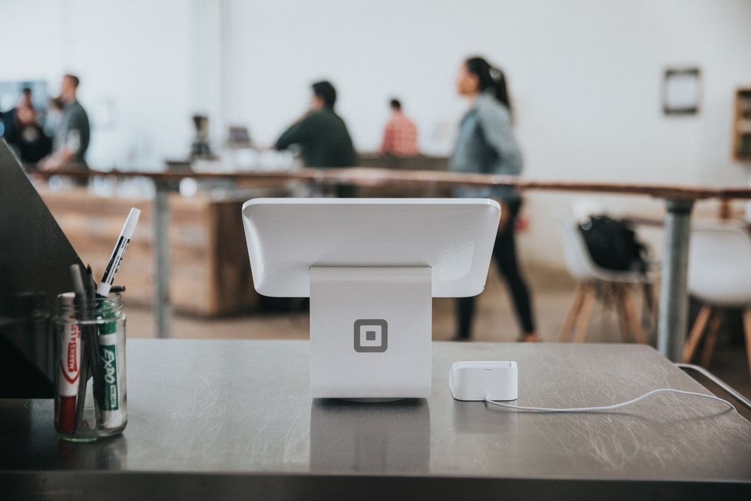 Monitor On Desk - unsplash