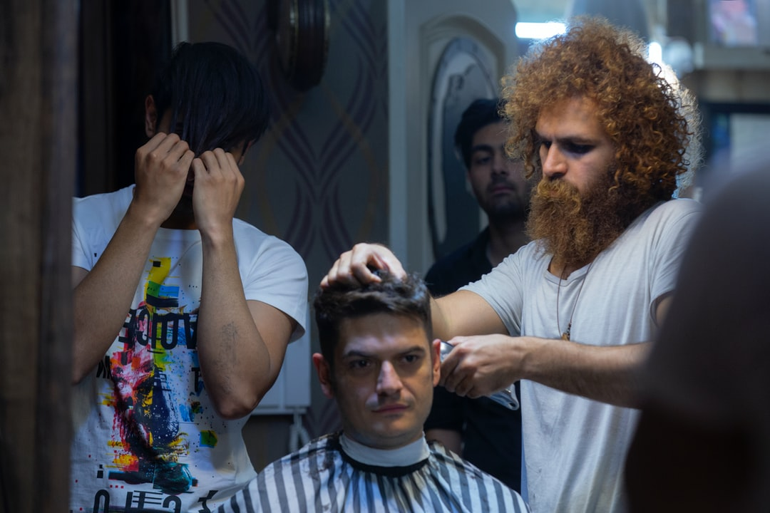 jorj barber shop, International Makeup ARTIST (Mashhad city, IRAN)