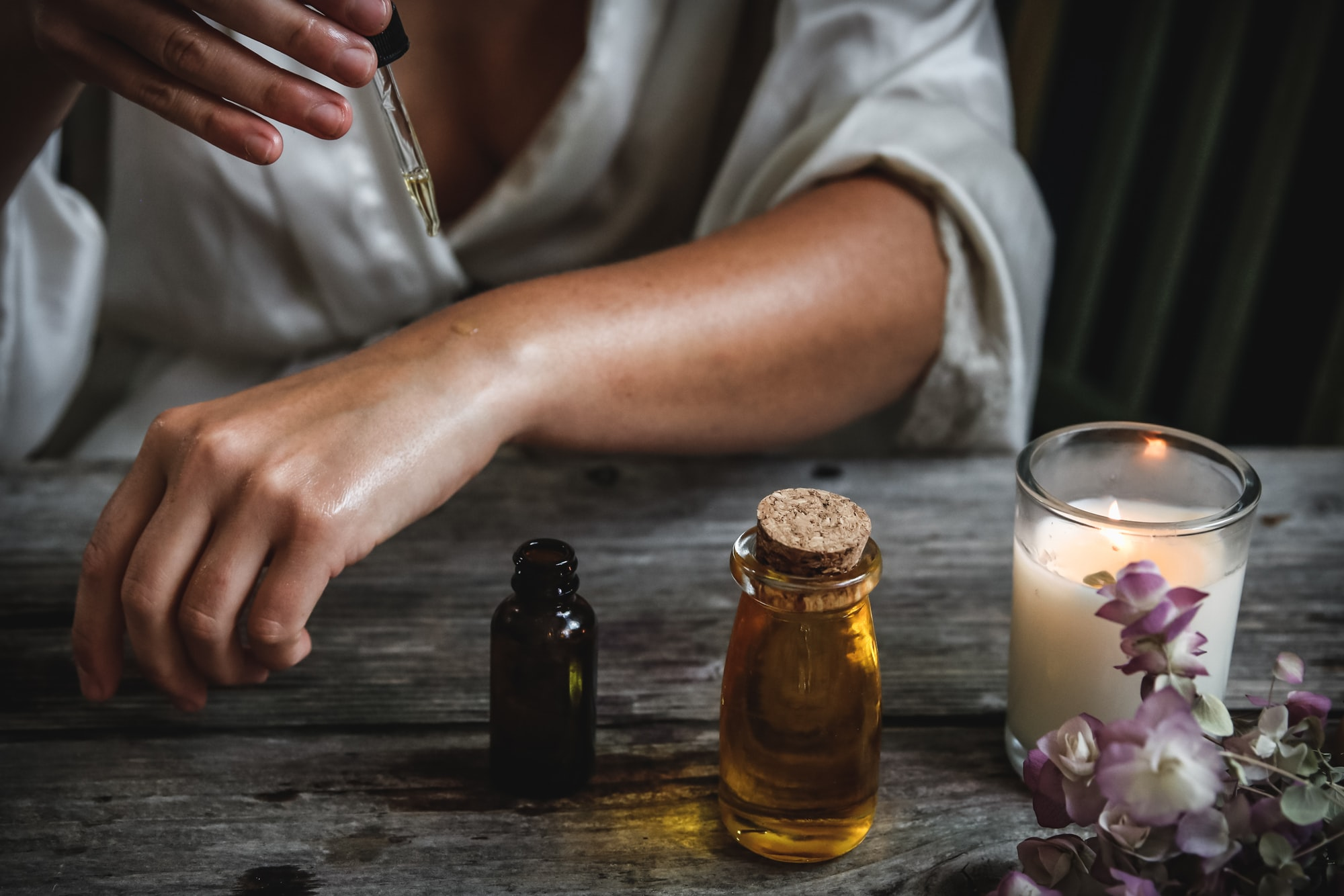 Sleep & Dream Essential Oil Remedy for Nightmares