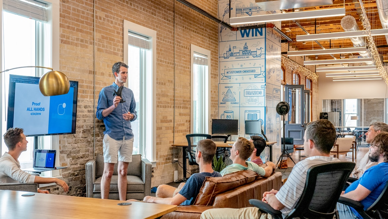 Organiser réunions business
