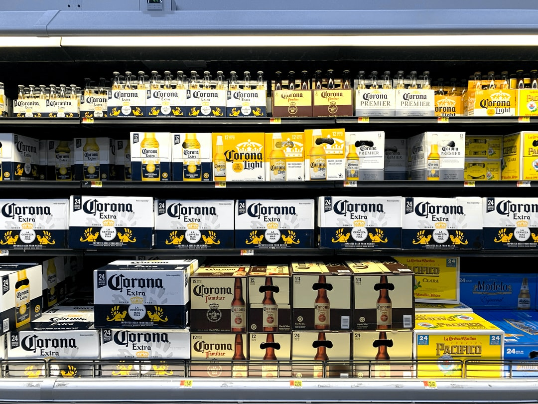 walmart commercial refrigeration, beer, hivery